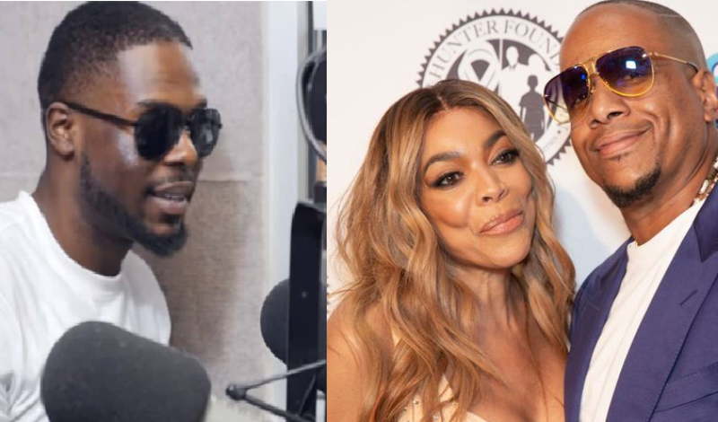 "Wendy Williams' Husband Slams Allegations Following Male Musician Aveon Falstar Claims… ""He Raped Me"""