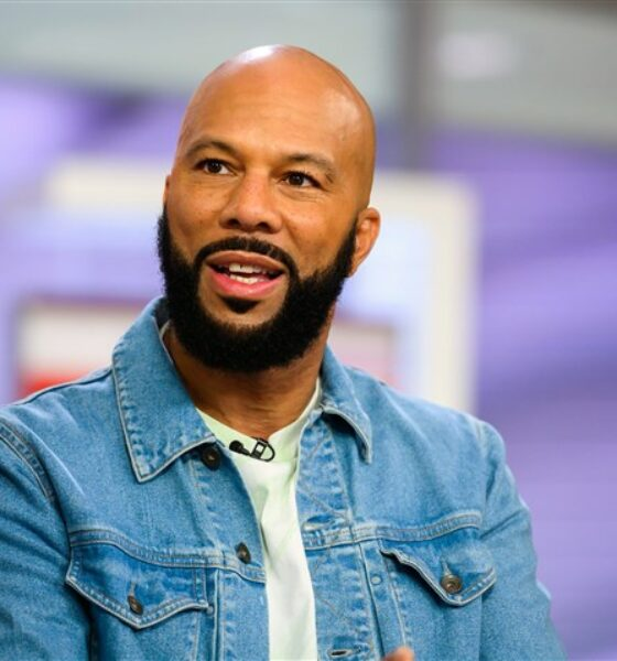 "Rapper Common Says: ""I was molested by a man"""
