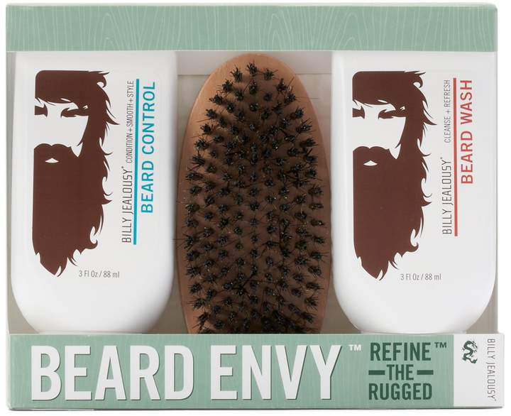 keep your facial hair conditioned and well-groomed to prevent breakage.