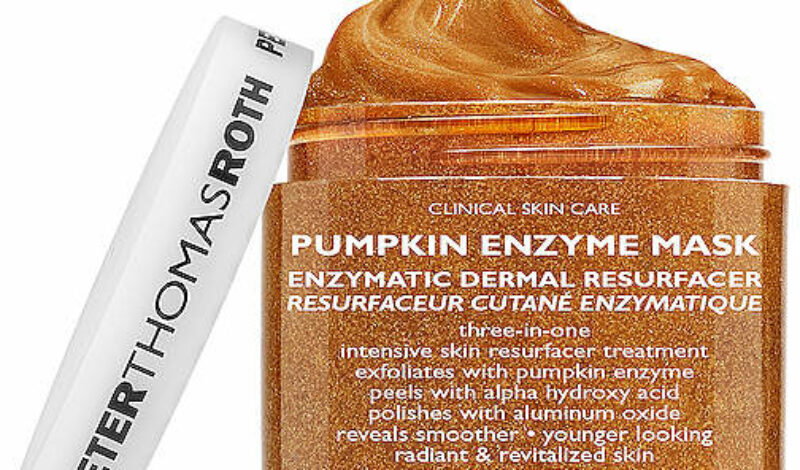 Milan's Must Have – Peter Thomas Pumpkin Enzyme Mask